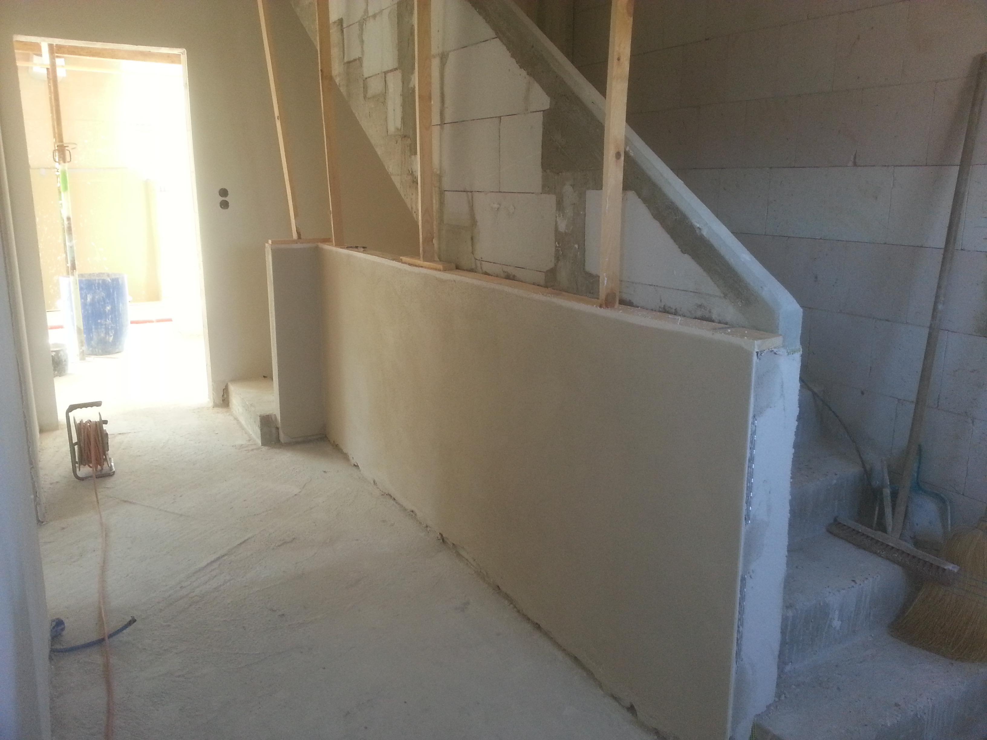 Fabulous Unterkonstruktion für Rigips angebracht | unser Hausbau BQ87