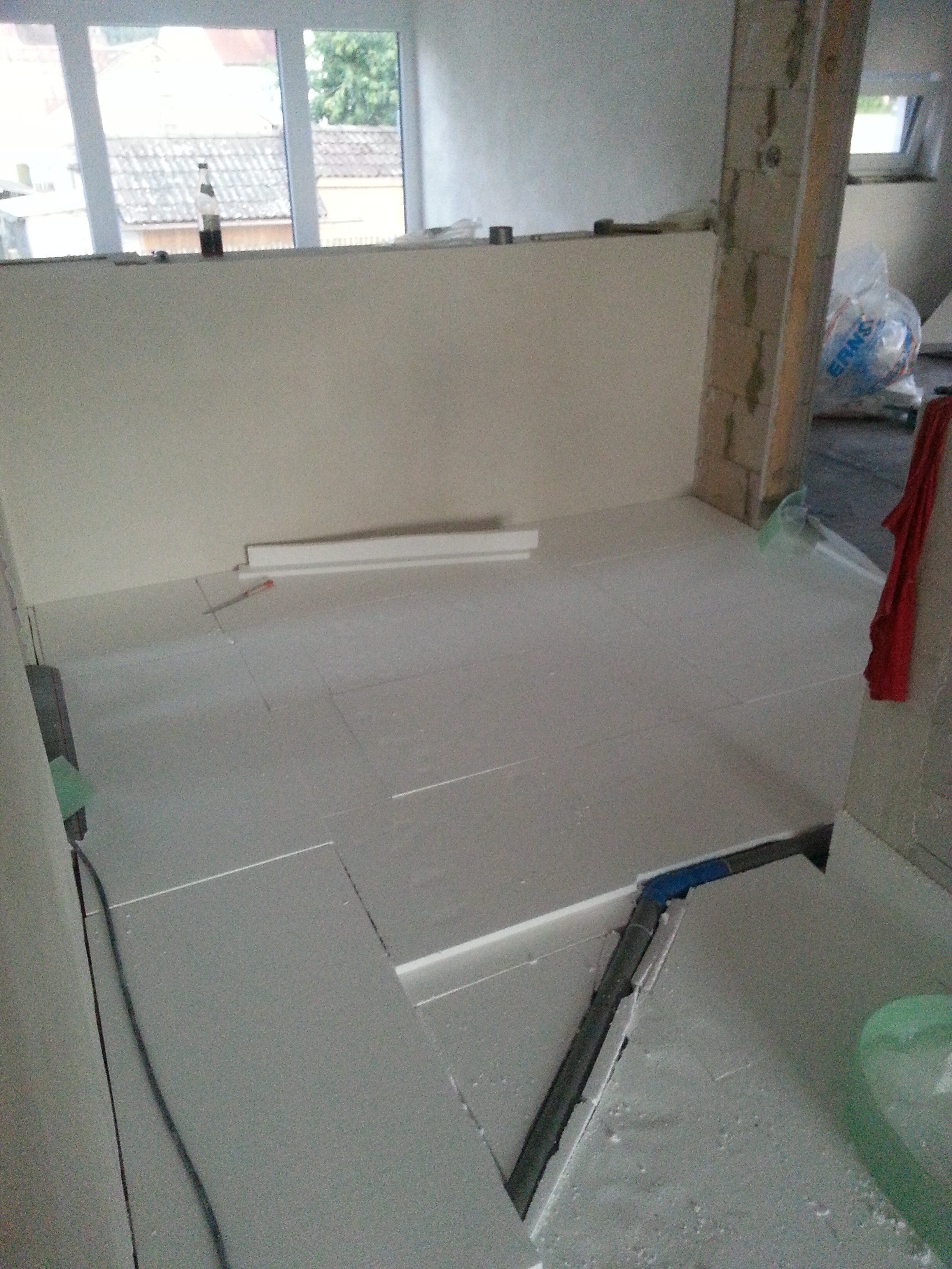 rolljet und es geht weiter unser hausbau festgehalten im blog. Black Bedroom Furniture Sets. Home Design Ideas